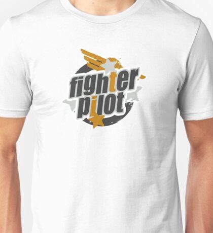 Fighter Pilot Unisex T-Shirt
