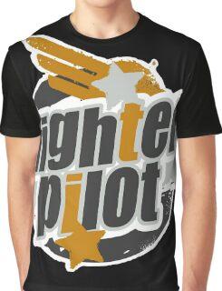 Fighter Pilot Graphic T-Shirt
