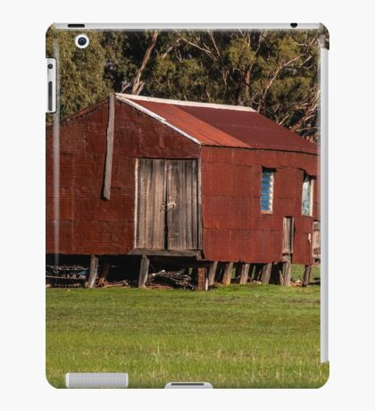 Just Off The Highway iPad Case/Skin