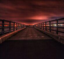 castle island, harbor walk, boston MA  by paulyaz504