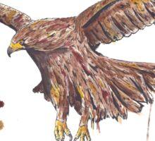 Golden Eagle Sticker