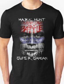Mark Hunt Unisex T-Shirt
