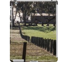Sunrise Fenceline iPad Case/Skin