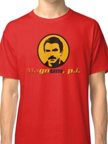 MAGNUM P.I. TV SERIES Classic T-Shirt