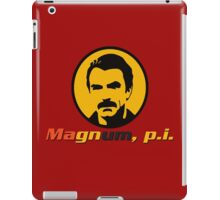 MAGNUM P.I. TV SERIES iPad Case/Skin