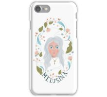 Melusina iPhone Case/Skin