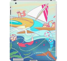 All Aboard! iPad Case/Skin