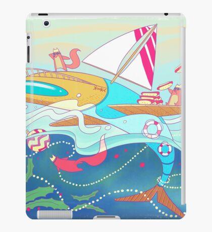 All Aboard! iPad Case/Skin
