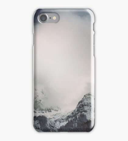 The alps 3 iPhone Case/Skin