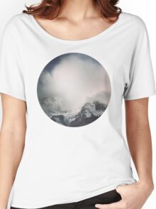 The alps 3 Women's Relaxed Fit T-Shirt