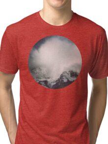 The alps 3 Tri-blend T-Shirt