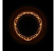 Lightning Loop Photographic Print