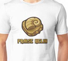 Praise Helix Fossil T-Shirt Twitch Plays Pokemon Unisex T-Shirt
