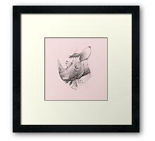 Rhipster Framed Print
