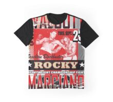 rocky marciano Graphic T-Shirt