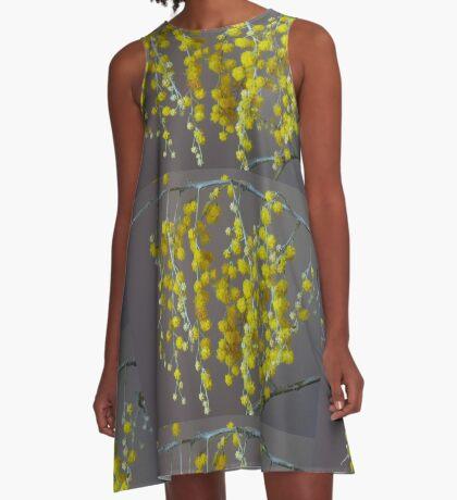 wattle ...  A-Line Dress