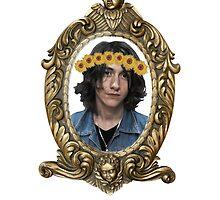 Sunflower Alex Turner by sgtplastictramp
