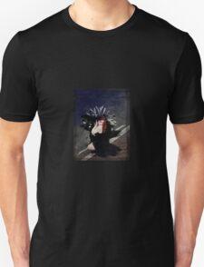 Grunge Redhead Unisex T-Shirt