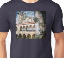 Convento de Cristo. One of its many Cloisters. Tomar. Portugal Unisex T-Shirt