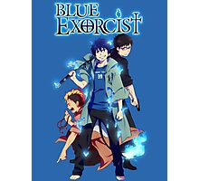 Blue Exorcist - Rin Okumura Photographic Print