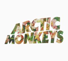 Rosy Arctic Monkeys by sgtplastictramp
