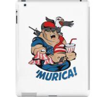 4th of July murica iPad Case/Skin