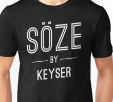 SOZE by KEYSER Unisex T-Shirt