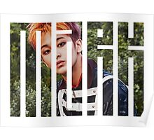 mark nct 127 Poster