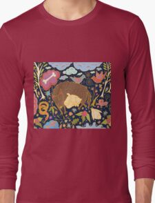 Forest Slumber Long Sleeve T-Shirt