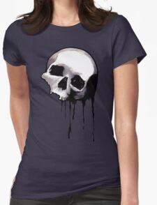 Bones VIII Womens Fitted T-Shirt