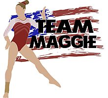 Team Maggie Nichols - USA (Olympic)  Photographic Print