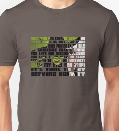 Something Has Changed - Wicked Unisex T-Shirt