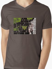 Something Has Changed - Wicked Mens V-Neck T-Shirt
