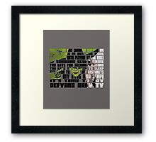 Something Has Changed - Wicked Framed Print
