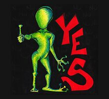 YES alien by diama