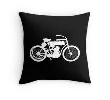Harley Davidson Prototype  Throw Pillow