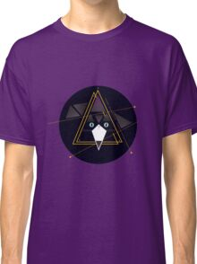 Mr Pippin, the abstract cat Classic T-Shirt