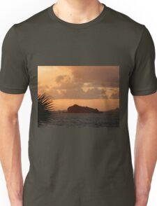 Pelican Key at sunrise Unisex T-Shirt