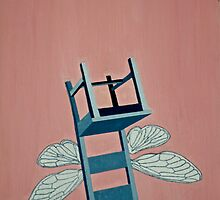 Flying or Falling by Bailee Boyko
