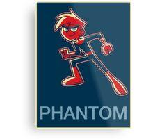 Danny Phantom USA  Metal Print