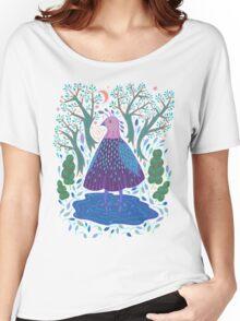 Bird Bath Women's Relaxed Fit T-Shirt