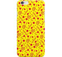 90s pattern iPhone Case/Skin