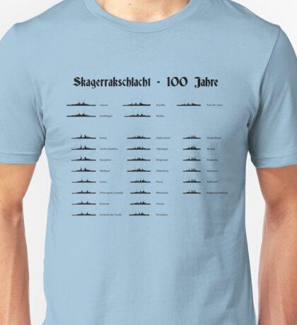 Jutland 100 years - High Seas fleet Unisex T-Shirt
