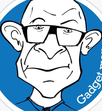 Gadget.man Sticker