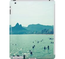 Ipanema iPad Case/Skin