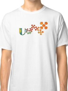 The Name Game - The Letter U Classic T-Shirt
