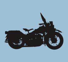Harley Davidson 1942 WLC Kids Clothes