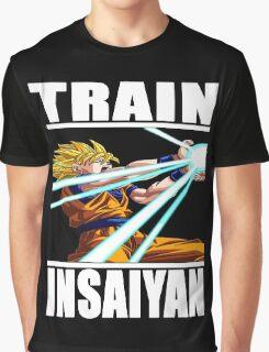 Insaiyan - Goku Graphic T-Shirt