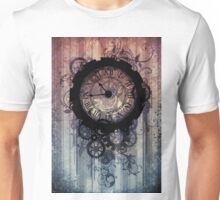 steampunk clock Unisex T-Shirt