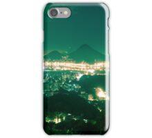 Rio by night iPhone Case/Skin